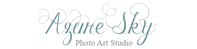 AzureSky Photo Art Studio logo